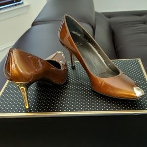 "3"" Patent Leather Dressy Shoes"